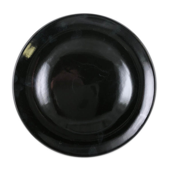 parlak-siyah-26-cm-servis-tabagi-artdeconcept